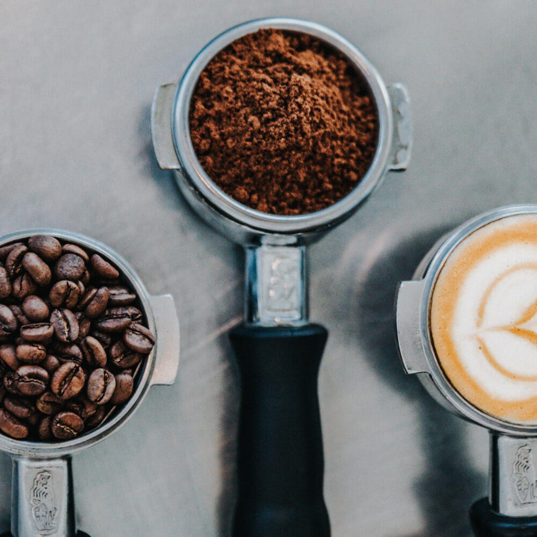 Siebträger Bohnen Espresso